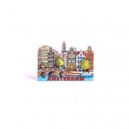 Magnet Wassergraben Amsterdam