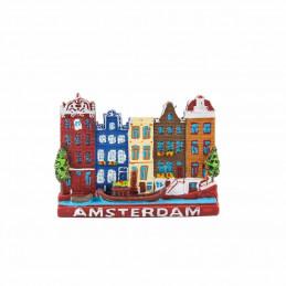 Magnet Kanalhäuser Amsterdam