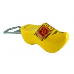 Flaschenöffner Gelb