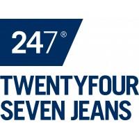 247 Jeans präsentiert authentische Denims und unverwüstliche Arbeitsjeans.